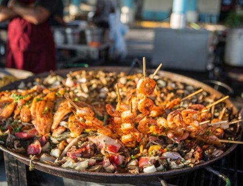 The Pensacola Seafood Festival is Still On!