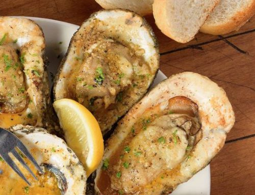 The Scoop on Grilled Oysters