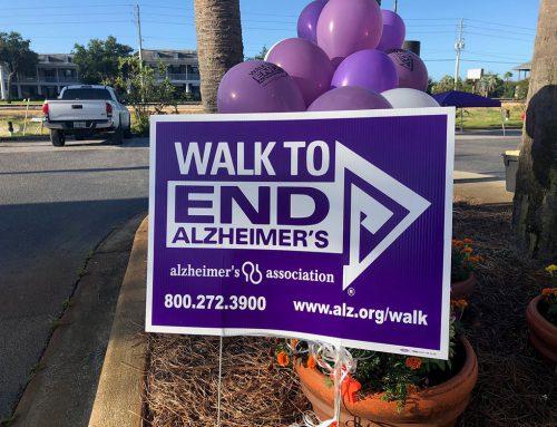 The Alzheimer's Walk Goes Virtual