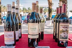 30th Annual Seaside Seeing Red Wine Festival