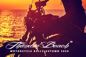 Thunder Beach Autumn Rally