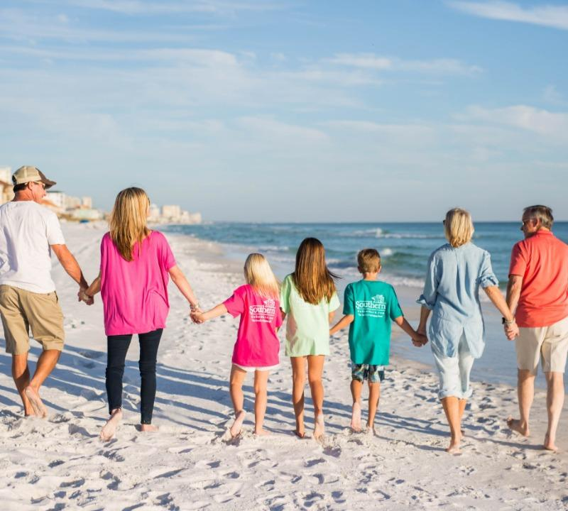 Family Reunions on the Gulf Coast